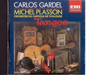 Carlos Gardel: Tangos / Michel Plasson, Orchestre Du Capitole De Toulose CD Emi