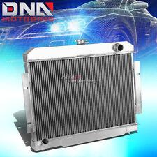 FOR 72-86 JEEP CJ CJ5-CJ7 3.8-5.0 2-ROW/CORE FULL ALUMINUM RACING RADIATOR MT
