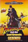 ## SEGA Mega Drive - Indiana Jones and the Last Crusade (nur Modul, ohne OVP) ##