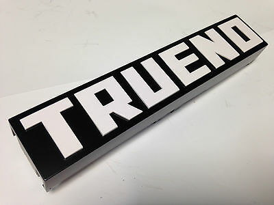 TOYOTA AE86 TRUENO GENUINE EMBLEM FRONT BUMPER GRILLE BADGE JDM PART SPRINTER