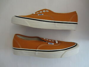 5d7f052b0049fb NEW Vans Authentic 44 DX (Anaheim Factory) mens old skool OG gold ...