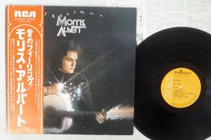 Morris-Albert-FEELING-RCA-RAC-5226-Japan-OBI-VINYL-LP