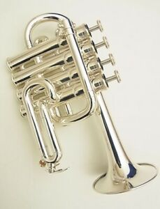 YAMAHA-YTR-6810S-High-Bb-A-Piccolo-Trumpet-Yellow-Brass-EMS-w-Tracking-NEW