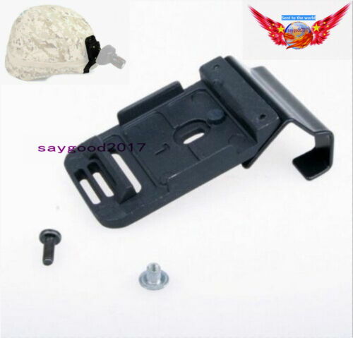 NVG ACH MICH Helmet Mount Metal With Screw NVG PVS-7 14 NV Goggle DIY