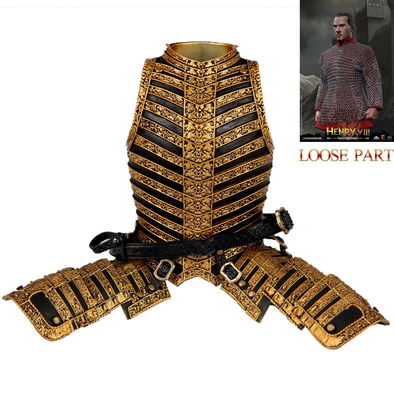 COOMODEL SE047 1 6th Empires Series Henry VIII Tudor Dynasty Figure Breastplate