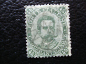 Italy-Stamp-Yvert-and-Tellier-N-42-Obl-A11-Stamp-Italy-Y