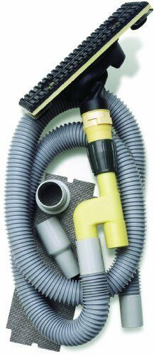 Drywall Vacuum Sander Dust Free Easyclamp System Fits All Type Vacuum Cleaners