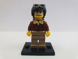 LEGO Collectable Mini Figure Series 3 Pilot 8803-2 COL036 FREE UK SHIPPING