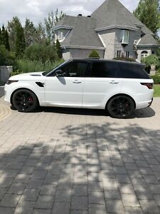 2018 Range Rover Sport Dynamic Supercharged