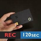 120s STICKON (BLACK) RECORDABLE push button device voice module music sound chip