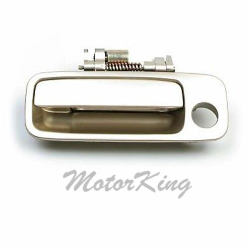 For 1997-2001 Camry Front Left Outside Door Handle Cashmere Beige Metallic 4M9