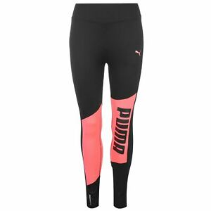 Puma-Weave-Tight-Ladies-Performance-Tights-Pants-Trousers-Bottoms-Lightweight