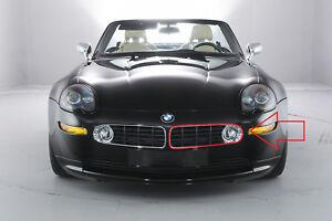 New-Genuine-BMW-Z8-E52-ALPINA-V8-Front-Exterior-Grill-Trim-Ring-O-S-Right-OEM