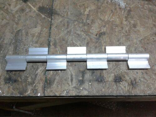Aluminum Self Lubricating Weld on Door Hinge Ramp Gate CARGOMAXXX
