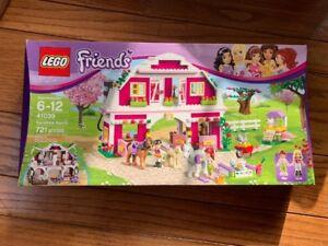 Lego Friends Sunshine Ranch 41039 Ebay