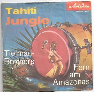 Tielman Brothers-Tahiti Jungle-Fern am Amazonas-7s-GERM - Berlin, Deutschland - Tielman Brothers-Tahiti Jungle-Fern am Amazonas-7s-GERM - Berlin, Deutschland