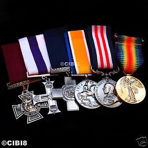 BRITISH-MILITARY-MEDAL-GROUP-SET-6x-AWARDS-RAF-NAVY-RM-SBS-PARA-ARMY-WW1-WW2