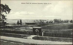 Canton NY Athletic Field St. Lawrence University Football ...