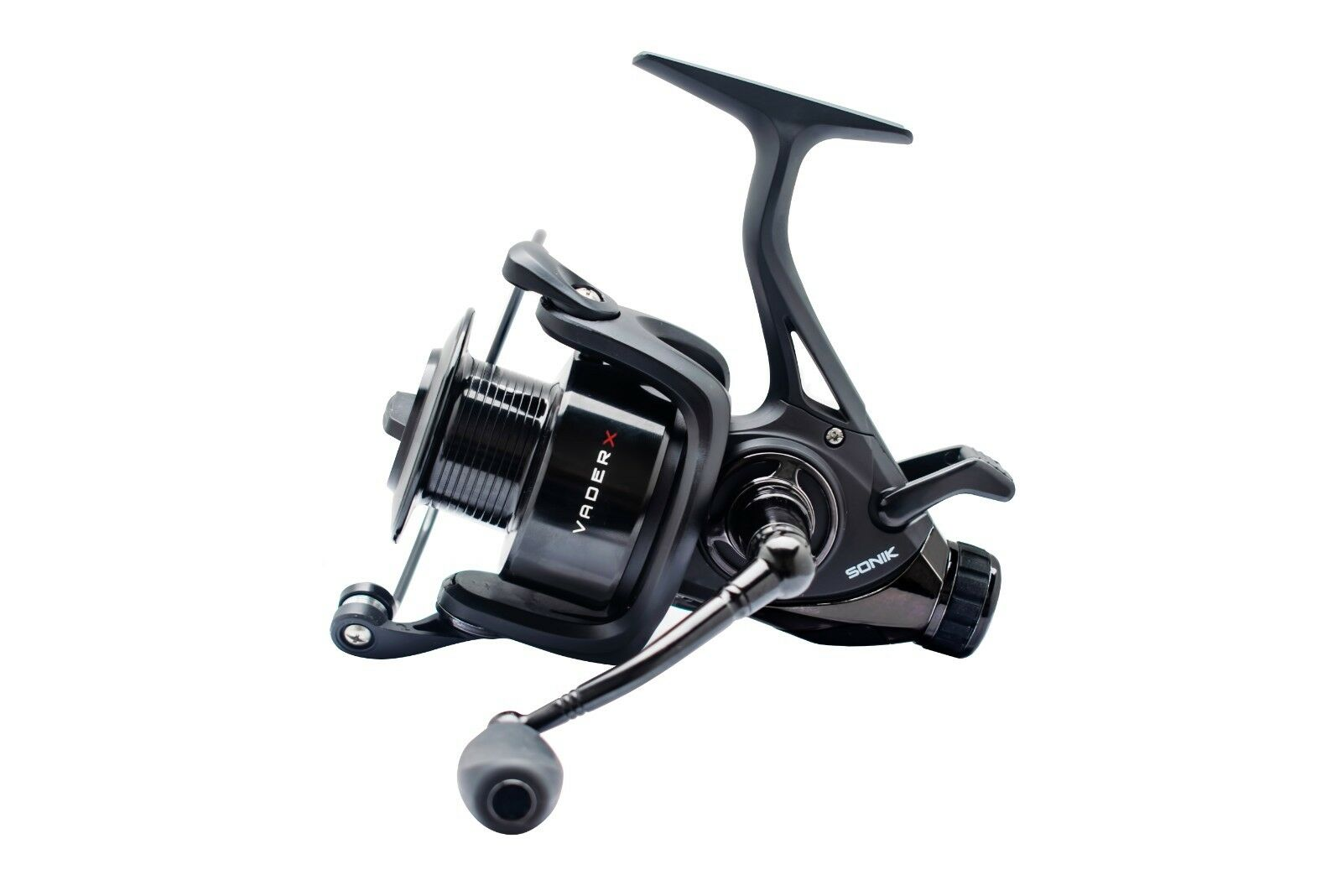 SONIK VADER X 5000 or 6000 FS FISHING REEL - Carp Pike Tench Bream Fishing
