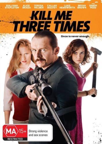 1 of 1 - Kill Me Three Times (DVD, 2015)