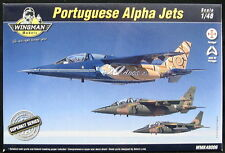 Wingman Models 1/48 DORNIER ALPHA JET A PORTUGUESE AIR FORCE