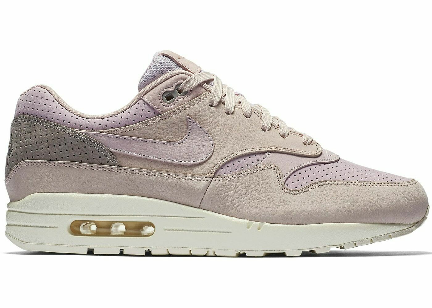 c9019543d3 NIKELAB AIR MAX 1 PINNACLE SILT RED PINK SIZE 10.5 NEW RARE SHOES (859554-