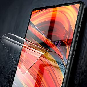 2x-Panzer-Folie-Samsung-Huawei-iPhone-Displayschutz-Gorilla-Schutz-Glas-Klar