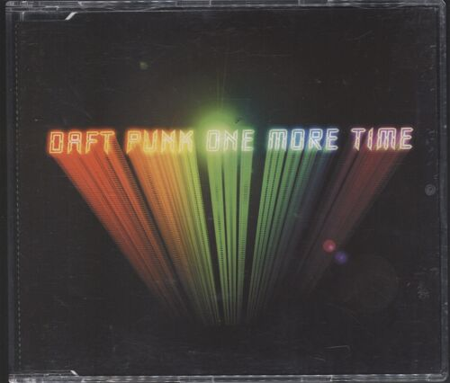 1 of 1 - Daft Punk - One More Time CD (single)