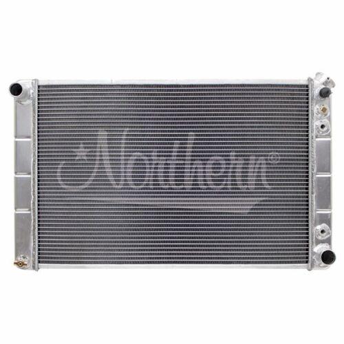 205027 Northern 70-81 CHEVY CAMARO NOVA PICKUP ALUMINUM RADIATOR W// TRANS COOLER