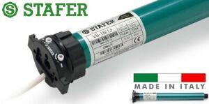 Motore-elettrico-per-Avvolgibili-STAFER-Portata-15-22-27-35-45-NM-Made-in-IT