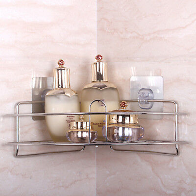 Non Rust Bathroom Corner Shelf Storage Shower Caddy
