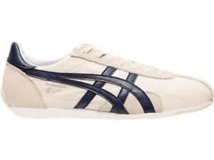 Onitsuka-Tiger-Asics-Runspark-D201L-Men-s-Leather-Trainer-Running-Shoes-NEW-11