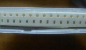 100pcs SMD 0603 3.3NF 332K X7R Chip Capacitors Electron Component 50V