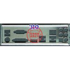 ATX Blende I/O shield ASRock H67 DE3 H61 DE/S3 io schield NEU backplate #G202 XH
