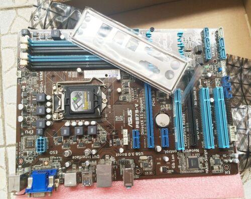 ASUS P8B75-V Intel B75 Motherboard LGA1155 Socket 1155 PCIE3.0 ATX CrossfireX