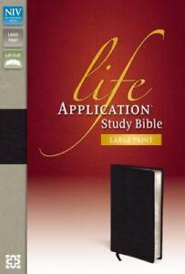 NIV-Life-Application-Study-Bible-Large-Print-Bonded-Leather-Black