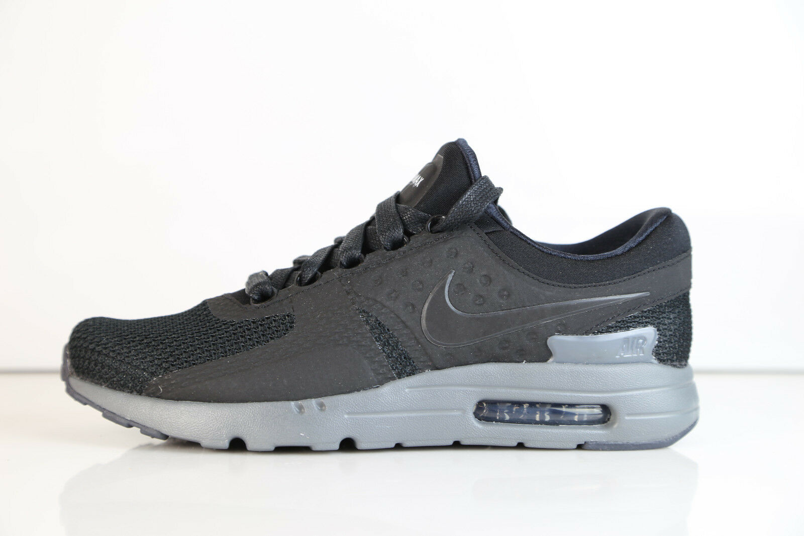 e3eb9a846f Nike Max Zero Black Anthracite 789695-001 8-10 1 90 3 QS Air ...