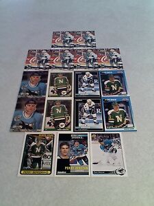 Perry-Berezan-Lot-of-50-cards-14-DIFFERENT-Hockey