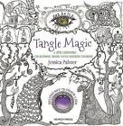 Tangle Magic: A Spellbinding Colouring Book with Hidden Charms by Jessica Palmer (Paperback, 2016)