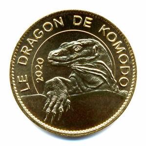 27 VAL-DE-REUIL Biotropica, Le dragon de Komodo, 2020, Arthus-Bertrand