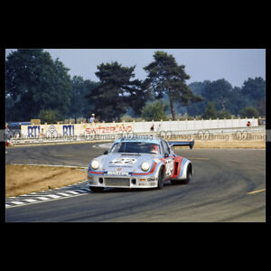 #pha.014153 Photo PORSCHE 911 CARRERA RSR TURBO 2.1 24H DU MANS 1974 Car Auto U2Afn84D-09111042-653968746