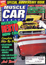 Muscle Car Review Magazine April/May 1994 - SHIPPED IN A BOX