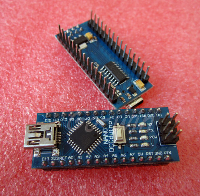 Mini USB Nano V3.0 ATmega328P CH340G 5V 16M Micro-controller board  M42