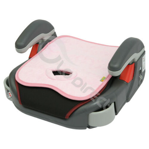 terry//b pink CAR SEAT Potty Training Pad liner insert WATERPROOF Machine wash