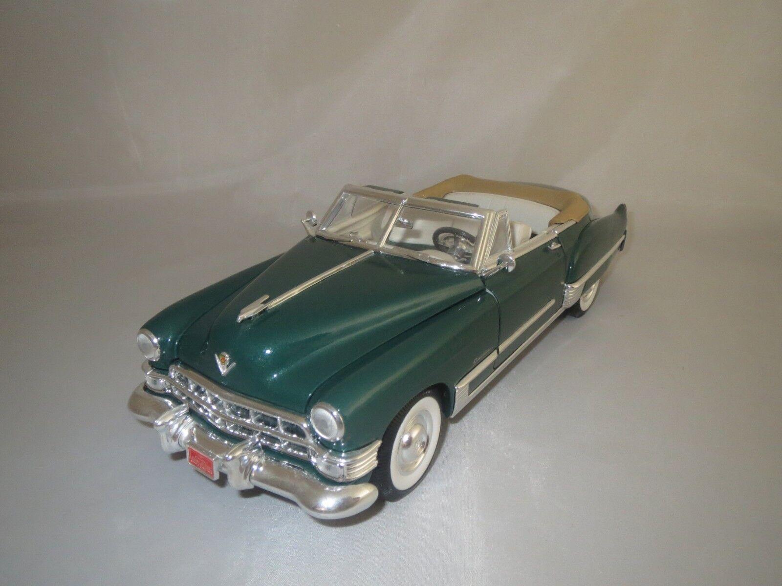 Road Legends Cadillac Coupè de Ville cabriolet  1949  1 18 sans emballage