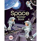 Space Sticker Book by Fiona Watt (Paperback, 2015)