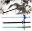 Sword Art Online Kirito Elucidator Sword Weapon Cosplay Prop Anime Toys Kids Col