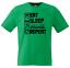 miniature 10 - Eat Sleep Mine Repeat Kids T-Shirt Boys Girls Gamer Gaming Tee Top