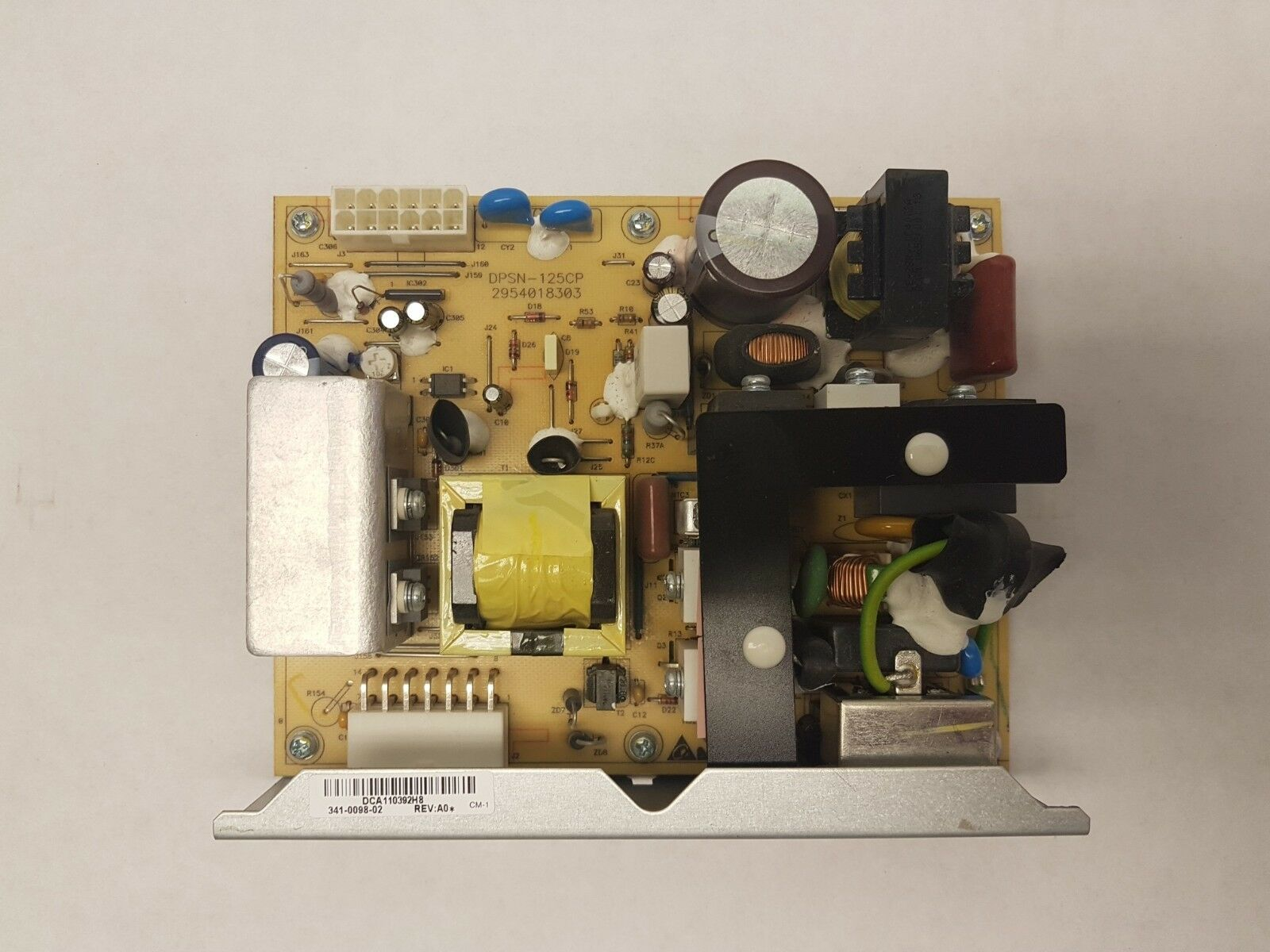 Cisco 341-0098-02 Power Supply For WS-C3750G-24TS// C3560G-24TS//C2960G-48TC-L
