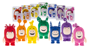 Oddbods Set of 7 Figures Toys Brand New